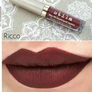2/$20 💄Stila stay all day lipstick in Ricco BNIB